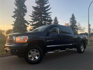 2006 Dodge Ram 1500 4X4 Laramie MEGA CAB = NEW WINDSHIELD
