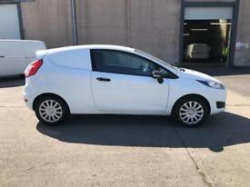 Ford Fiesta DIESEL 1.5 TDCI VAN EURO 5/6 AIR CON DIESEL MANUAL WHITE (2014)