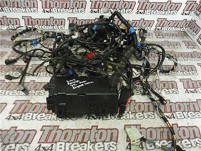 2015 FORD RANGER WILDTRACK 3.2 AUTOMATIC FULL UNDER BONNET BAY WIRING LOOM