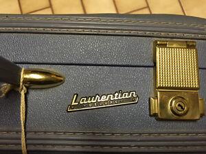 Blue Vintage Suitcase Regina Regina Area image 2