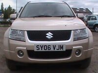 SUZIKI GRAND VITARA 5DR 1.9 DDIS I YRS MOT CAMBELT JUST REPLACED CLICK ONT VIDEO LINK FOR MORE INFO