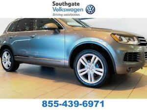 2013 Volkswagen Touareg TDI | HIGHLINE | LEATHER | NAV | BACK UP
