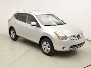 2010 Nissan Rogue S All-wheel Drive