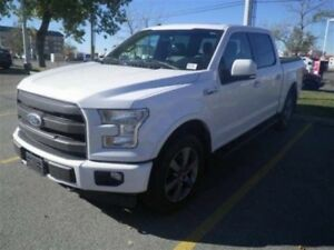 2017 Ford F-150 Lariat   4X4   Leather   Navigation  