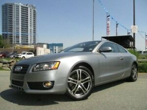"2011 AUDI A5 2.0T QUATTRO (AWD, AUTO TRANS, LEATHER, ROOF, ""MVI"