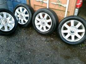 Vw 04 wheels