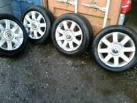 Vw 04 wheels