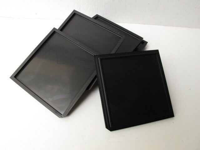 """Entegris H44 Series Tray Covers (4"""") Lot (50) - H44-02-62C02  STAT-PRO 150"""