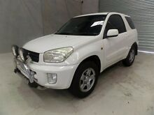 2002 Toyota RAV4 ACA20R Edge 4 Speed Automatic Hardtop Miller Liverpool Area Preview