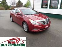 2011 Hyundai Sonata Limited only $139 bi-weekly!(NEW TIRES!)