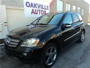 2008 Mercedes-Benz ML550-EDITION PKG-NAVI-BACKUP CAMERA