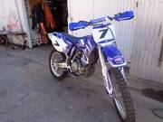Yamaha YZ450F Mount Pleasant Barossa Area Preview