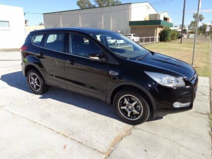 2016 Ford Kuga TF MK 2 Ambiente (AWD) Black 6 Speed Automatic Wagon Roma Roma Area Preview