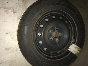 VW Gently Used Winter Tires and Rims
