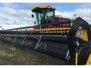 2010 New Holland H8040 SWATHER **REDUCED**