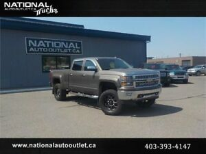 2015 Chevrolet Silverado 1500 LTZ LIFTED