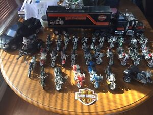 HARLEY DAVIDSON TOY COLLECTION