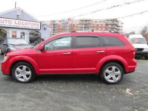 2012 Dodge Journey R/T  AWD 7 PASSENGER/LEATHER/LOADED