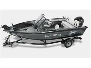 2016 LEGEND BOATS LTD 18 Xtreme