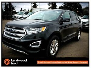 2017 Ford Edge SEL 201A AWD auto, remote start, NAV, heated stee