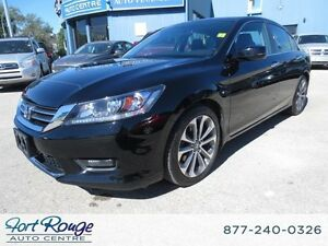 2014 Honda Accord Sport - Sunroof/Camera/Bluetooth