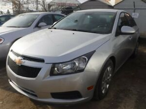 2012 Chevrolet Cruze LT 1.4L Turbo - Auto Transmission, PST Paid