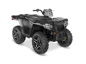 POLARIS SPORTSMAN 570 SP TITANIUM MATTE METALLIC 2016