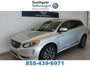 2016 Volvo XC60 Premier   Leather   Sunroof   Back Up Camera