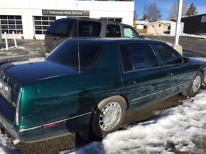 1999 Cadillac DeVille Concours Sedan