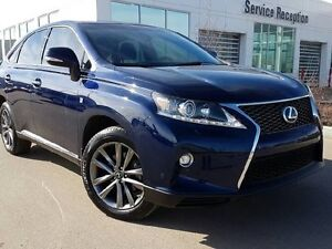 2015 Lexus RX 350 AWD Heated Leather, Navi. Backup Cam, Sunroof