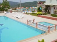 Amazing, Dublex Villa with a large swimming pool Olu Deniz Villa in Turkey..Gi