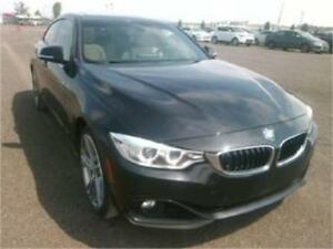 2015 BMW 428I XDRIVE/4WD* NAVIGATION* SUNROOF* TRÈS PROPRE* $79