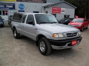 2004 Mazda B-Series 2WD Truck SE|MUST SEE|NO ACCIDENTS|141KM