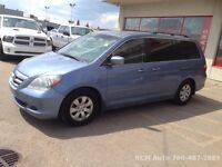 DONT MISS OUT 2007 Honda Odyssey YOU ARE APPROVED