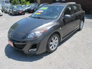 2010 Mazda Mazda3 GS Only 161000 Km
