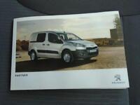 Peugeot Partner 850 1.6 Bluehdi 100 Professional Van [Non Ss] DIESEL (2017)
