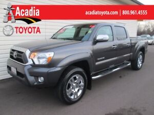 2015 Toyota Tacoma 4X4 Limited **NO PAYMENTS UNTIL SPRING**