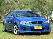 2010 Holden Commodore VE MY10 SS Blue 6 Speed Sports Automatic Sedan Hendon Charles Sturt Area Preview