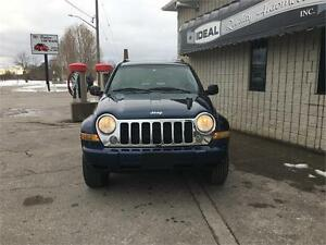 2005 Jeep Liberty Limited London Ontario image 2