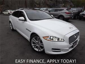 2011 Jaguar XJL!! HEATED/COOLED MASSAGING SEATS!! NAV!! PANROM