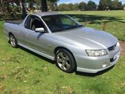 2005 HOLDEN COMMODORE SV6 6-SPD MANUAL STORM UTE ( TIDY UNIT ) Bayswater Bayswater Area Preview