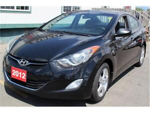 2012 Hyundai Elantra L  WE FINANCE