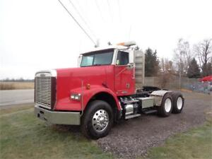 2001 FREIGHTLINER CLASSIC SD HEAVY SPEC DAYCAB, CLEAN !!
