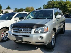 2006 Toyota Highlander Limited/7 SEATS