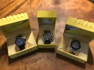 Invicta Dive watches for sale (used)