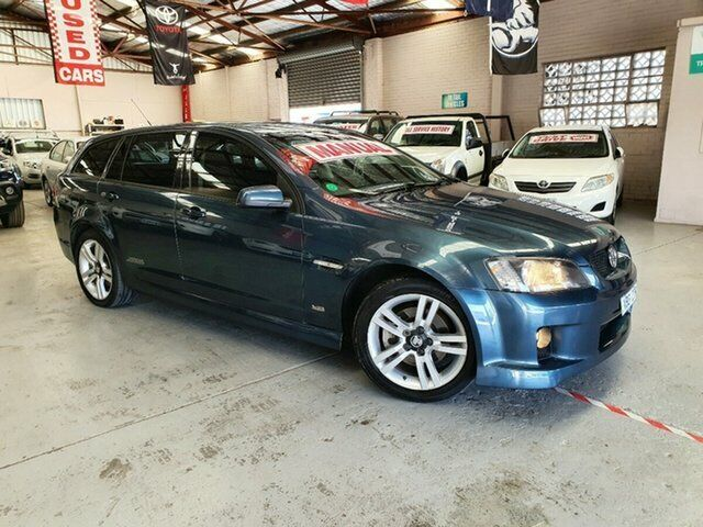2009 Holden Commodore Ve My09 5 Ss 6 Speed Manual