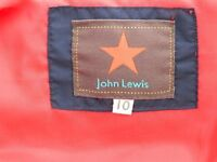 John Lewis Quilted Gilet Body Warmer