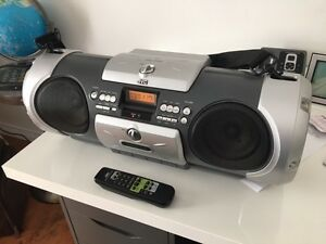 JVC Boombox for sale RV-B55 model