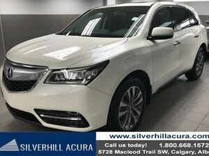 2014 Acura MDX Navigation Package SH-AWD *Tires 90%, Diff & Brak