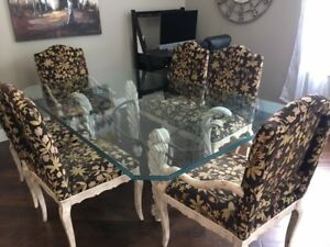 Unique Dining Set - very good quality